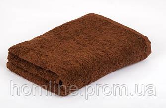 Полотенце Lotus коричневое 50*90
