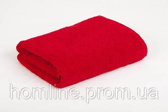 Полотенце Lotus красное 50*90