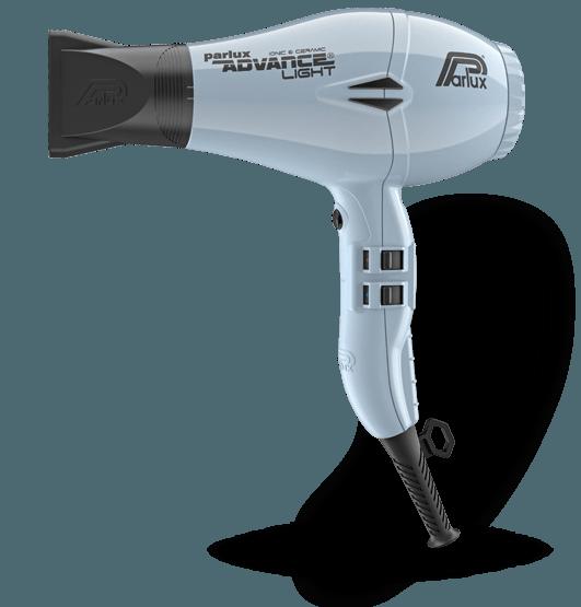 Фен для волос Parlux Advance Light Ionic, PADV-ice, с ионизацией, 2200 Вт