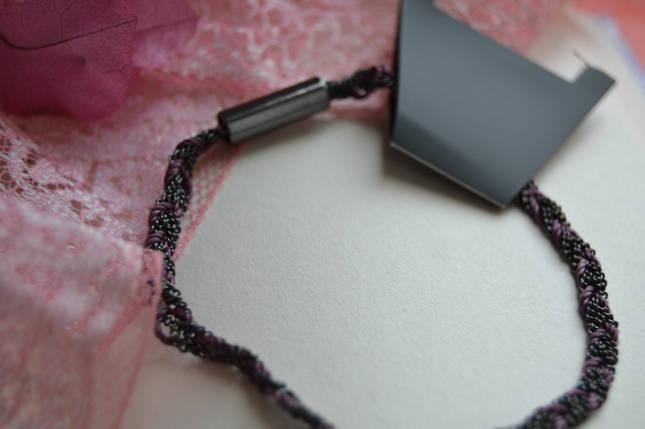Плетеный браслет с ниткой Pilgrim, фото 2