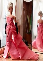Коллекционная кукла Барби Силкстоун Гламурный наряд / Glam Gown Barbie Silkstone