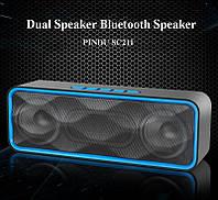 Беспроводная Bluetooth Колонка SC-211