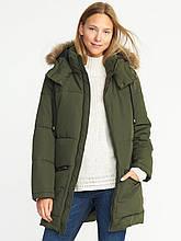 Женская куртка-парка Old Navy р.54-56 куртки женские зимние