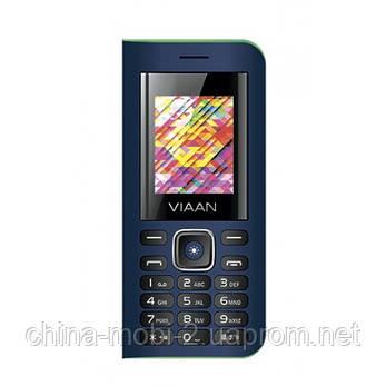 Телефон Viaan V11, 3sim, Power Bank 4000mAh, LED светильник, Blue, фото 2