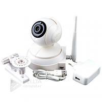 Ip камера GV-069-IP-S-DIС13-10 PTZ, Smart Sens, LAN , WIFI, внутренняя, 2 Мр, ик-подсветка, День / Ночь, 1500mA, IP44, Видеонаблюдение GV-069-IP-S-DIС