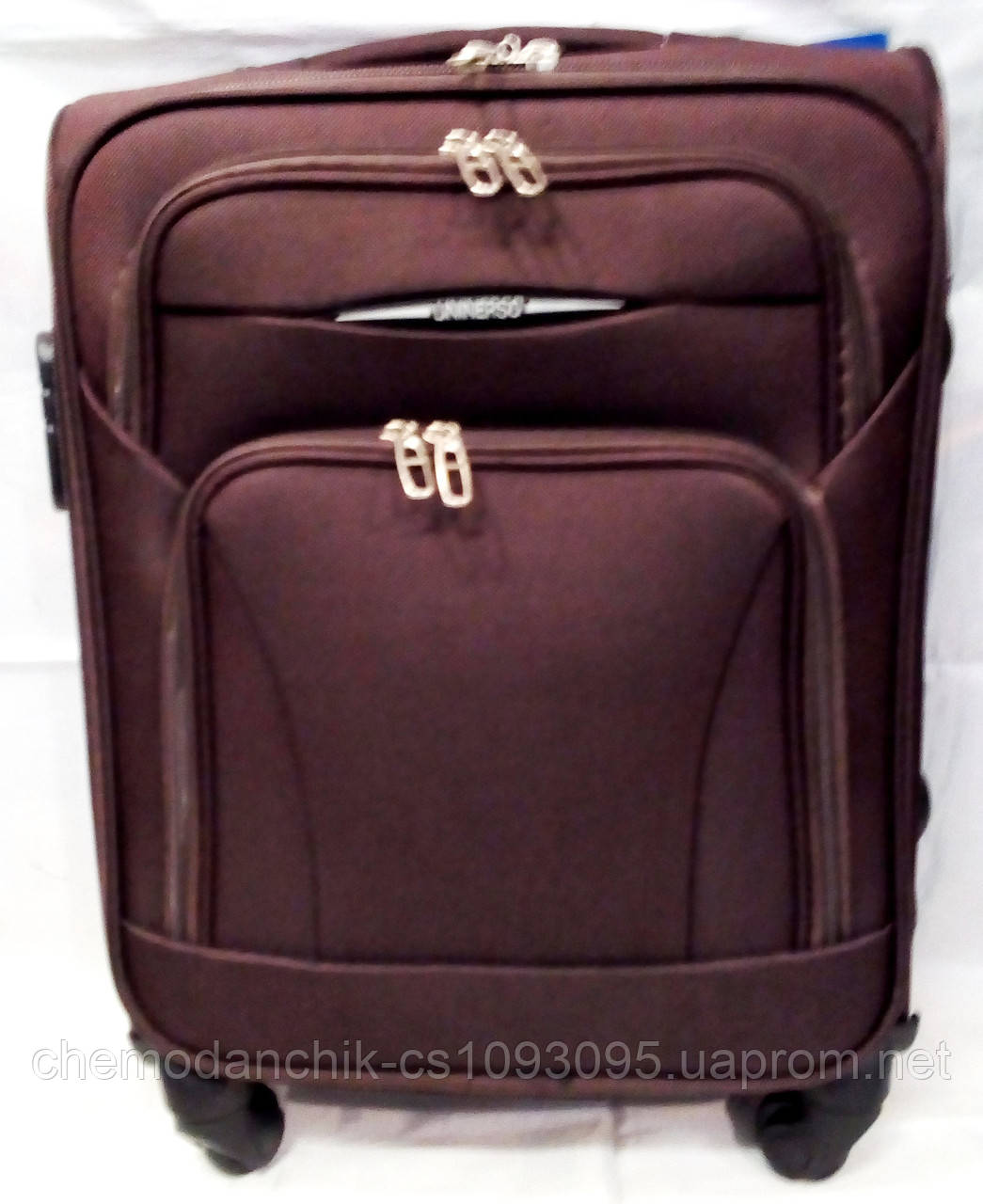 Чемодан Lovedream маленький 542-50 коричневый, цена 772 грн., купить ... 18fa013e46b