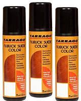 Фарба для замші з губкою Tarrago Nubuck Suede Color