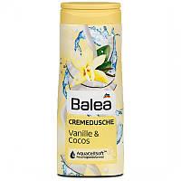 Крем-гель для душа BALEA Vanille & Cocos (Ваниль и кокос) 300ml, Хмельницкий