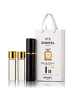 Chanel N5 3x15 ml