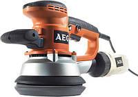 Орбитальная шлифовальная машина AEG EX150 ES + ящик и диски шлиф., фото 1