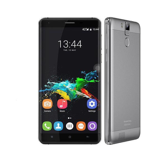 4c82df1d40a2c Смартфон OUKITEL K6000 Pro gray 3/32 Gb - MOBIPOISK - надежный магазин  оригинальных телефонов