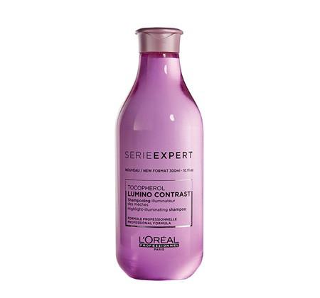 L'oreal Professionnel Lumino Contrast Shampoo - Шампунь для блеска мелированных волос, 300 мл