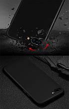 Защитный чехол Sendio для OnePlus 5Protective Case black - чтобы любимому смартфону было не больно падать!