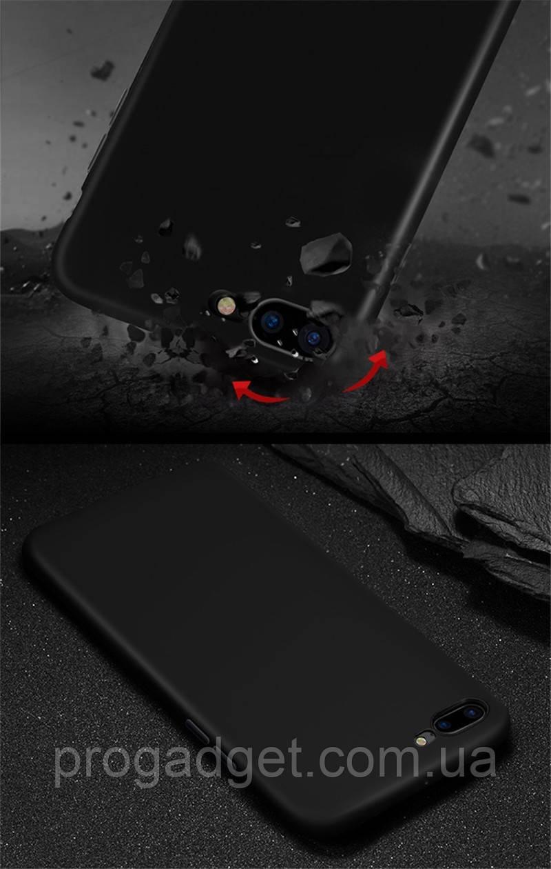 Защитный чехол Sendio для One+5 (1+5)Protective Case black - чтобы любимому смартфону было не больно падать!