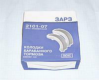 Колодки барабанного типа ВАЗ-2101-07