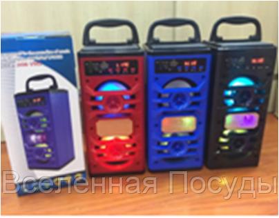 Колонки Bluetooth+FM JHW-V902
