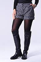 Женские стильные кожаные сапоги ботфорты
