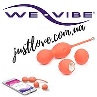 Вагинальные шарики We-Vibe Bloom Kegel Balls