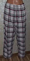 Піжамні, домашні штани. стан +. хлопок, байка