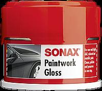 Защитный крем-полироль SONAX PaintWork Gloss (Германия) 250 мл, Крем, Германия