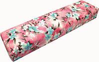 Підставка для рук PRD-01 різнобарвна (підлокітник 35 см), підставка для рук манікюрна, підлокітник для манікюру, інструменти для манікюру