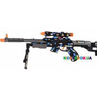 Игрушечное оружие Винтовка синяя Same Toy BisonShotgun DF-20218AZU