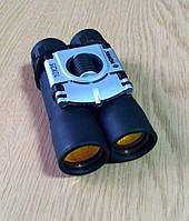 """Бинокль Konus Basic 10x25 с """"рубиновым покрытием"""" оптики, фото 1"""
