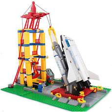 Конструктор BRICK 515 космическая база, 584 дет, фото 2