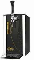 Охладитель напитков надстоечный 25 л/ч сухой - Pygmy 25/K Exclusive, с насосом, 1 кран, Lindr, Чехия, фото 1