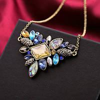 """Ожерелье """"Многоцвет"""""""