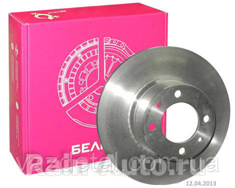 Диск тормозной ваз 2101 2107 (БелМаг)