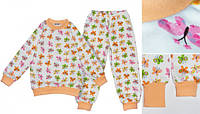 Пижама для девочки бабочка 86 Модные детки