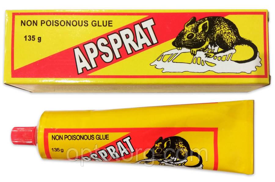 Клей от мышей и крыс APSPRAT Апспрат 135 грамм