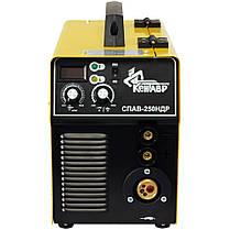 Сварочный инвертор полуавтомат Кентавр СПАВ-250НДР 2 в 1, фото 3