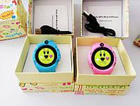 Детские умные GPS часы с трекером отслеживания Smart Baby  Q 610S Q360 с камерой и фонариком