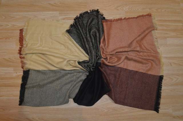 Платок шарф плед Руби Фото 1