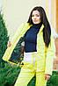 Женский синтепоновый спортивный костюм зимний, фото 9