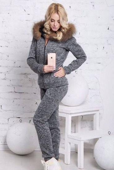 Спортивный костюм женский зимний
