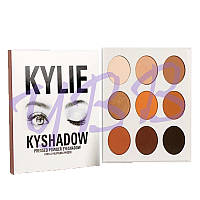 Палетка теней Kylie Cosmetics Kyshadow The Bronze Palette УЦЕНКА
