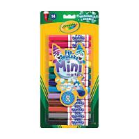Набор для творчества Crayola 14 мини маркеров легко смываемых (8343)