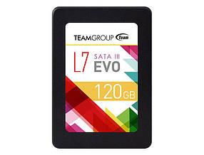"""SSD накопитель Team L7 Evo 120GB 2.5"""" SATAIII TLC"""