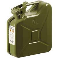 Канистра металлическая для топлива Gelg 5 л