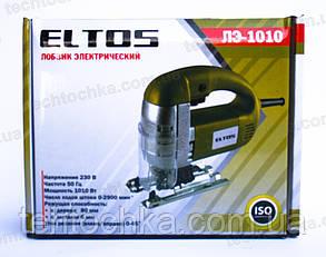 Лобзик электрический - ELTOS ЛЭ - 1010, фото 2