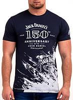 Мужская футболка с принтом Валимарк,модная. С,M