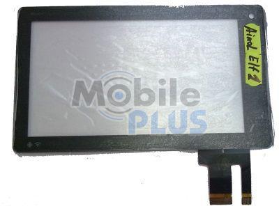 Сенсорный экран (тачскрин) для планшета 7 дюймов Ainol Novo 7 Elf 1 Black (Model: DPT-300-N328BC) Black