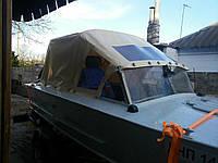 Ходовой тент на лодку (катер), Стояночный тент на лодку. тент на лодку