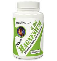 Stark Magnesium & B6 Stark Pharm 60 капсул (на 30 дней)