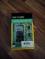 Новый оригинальный цифровой мультиметр Bside ZT102 (аналог RICHMETERS 102, Zotek ZT102, Aneng AN8002)