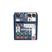 Микшерный пульт Soundcraft Notepad 5 - Мікшерний пульт Soundcraft Notepad 5