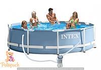 Каркасный прямоугольный бассейн Intex 28702 (305*76см)